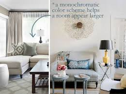 family living room ideas small. monochromatic decoration makes the room seem larger add just a touch of color love small family roomsmake living ideas m