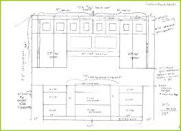 Kitchen Cabinet Dimensions Chart Standard Cabinet Door Sizes Awesomeathaya Co
