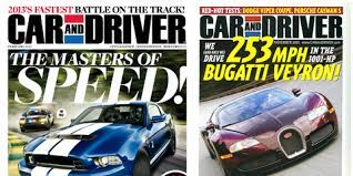 Feb 23, 2021 · car and driver announces the 2021 editors' choice list eric stafford 2/23/2021. Going Millennial The Car And Driver Covers Of The 2000s And 2010s
