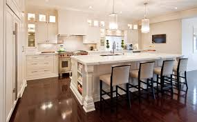 Houzz Backsplash Kitchen Transitional With Custom Kitchen Contemporary