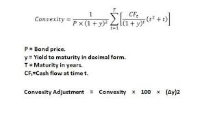 Convexity Of A Bond Formula Duration Calculation
