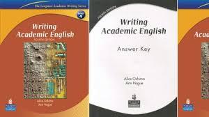 Writing academic English  th edition   My teacher Nabil