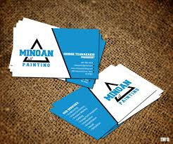 Graphic Design In York Pa Serious Masculine Construction Business Card Design For
