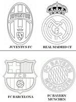 Coloring Pages Uefa Champions League 2015 Morning Kids