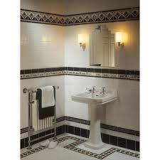 on art deco wall tiles uk with original style 6480 art deco fan 152 x 152mm 6 x 6 decorative tile