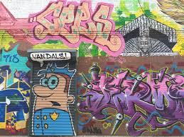 graffiti before street art on graffiti artist wall street with graffiti vs street art
