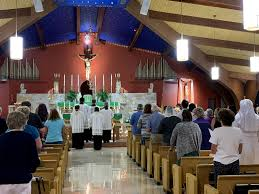 Christ Of Light Church Cherry Hill Nj Holy Hours Begin For Missionary Disciples Catholic Star Herald