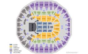 Fedex Forum Memphis Grizzlies Seating Chart Fedexforum Seating Chart Pinnacle Level Elcho Table