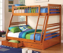 twin over full bunk bed with stairs. Sedona Twin Over Full Bunk Bed With Drawers | Coaster Furniture CS460183 Stairs H