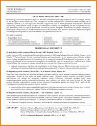 Resume Doctor Resume Template
