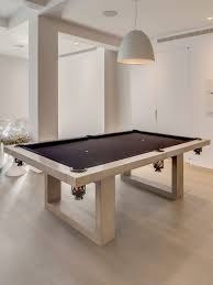 rec room furniture and games.  furniture james de wulf pool table  the may look like a  typical piece of billiard furniture from afar but up close and personal it becomes  for rec room furniture and games