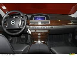 Sport Series 2004 bmw 745li : 2004 BMW 7 Series 745Li Sedan Black/Black Dashboard Photo ...
