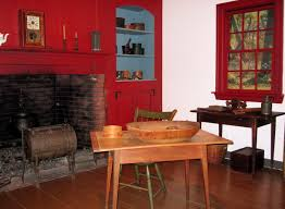 American Colonial Kitchens S  S Early American - Early american dining room furniture