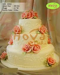 Pink Rose Wedding Cake Pesan Wedding Cake Dengan Tema Mawar Merah