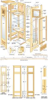 free woodworking plans for corner cabinets cabinet shelves to build pdf rockland
