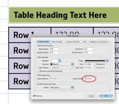 quick tip how to make tables with rounded corners in indesign