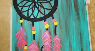 Canvas Painting Ideas Beginners Homesthetics Inspiring