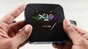 X10 Pro Android Tv Box Review... - YouTube