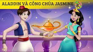 Aladdin và Công Chúa Jasmine   KONDOSAN Vietnamese - Truyện cổ tích việt  nam   Câu chuyện của trẻ - YouTube