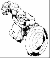 Small Picture incredible marvel super heroes coloring pages with super hero