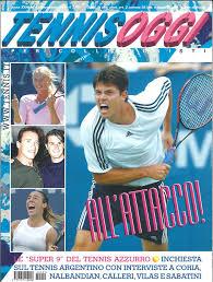Maria Sharapova Magazine Covers - November 2003 - Tennis Oggi (-Italy-)