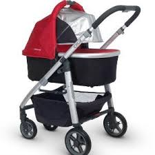 With Bassinet UPPAbaby Cruz with Bassinet  PeppyParentscom