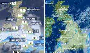 Canucks Depth Chart Forecaster Bbc Weather Forecast Snow And Travel Disruption To Hit Uk