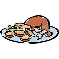 plate of food with chicken clipart. Interesting Chicken Chicken Dinner Plate Throughout Plate Of Food With Chicken Clipart