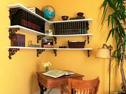 how to make shelves from old wood flooring