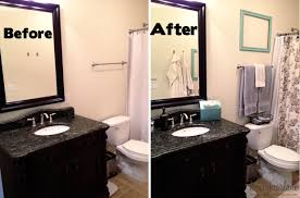 Easy Bathroom Makeover MonclerFactoryOutletscom - Easy bathroom remodel