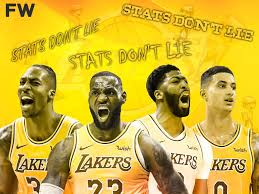 10 Statistical Reasons The Lakers Are Primed For A