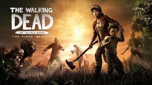 wallpaper from the walking dead a telltale games series the final season