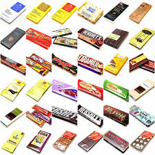 candy brands names. Unique Brands Chocolate Bar Mosaic 36 With Candy Brands Names D