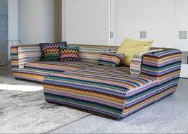 missoni home inntil modular corner sofa  missoni home furniture