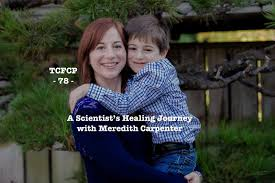 The Cure for Chronic Pain with Nicole Sachs, LCSW / Episode 78 - A  Scientist's Healing Journey with Meredith Carpenter