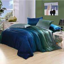 blue and green bedding. Fine And Free Shipping Turquoise Sheet Blue Apple Green Gradient Pattern Bedding  Sets 4pcs With Sheets Bed Linen For Blue And Green Bedding U