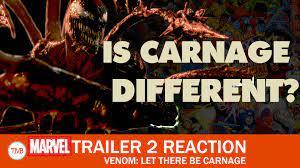 Venom 2 New Trailer Reaction - EAUC News