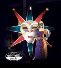 Giant Masquerade Mask Decoration Venetian Carnivale Decorations EntertainOz 50