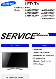 tv service repair manuals schematics and diagrams samsung tv manual for service and repair