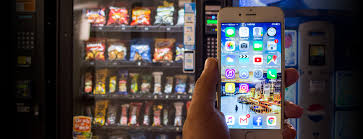 Iphone Vending Machine Inspiration Smartphone Addictive Design It's Just Like A Vending Machine