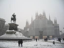 Neve a milano - Viaggi, vacanze e turismo: Turisti per Caso