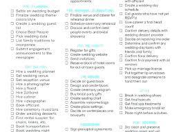 Wedding Coordinator Checklist Wedding Website Checklist