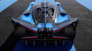 Bugatti set their engineers and designers loose to create the most extreme track car concept. Bugatti Bolide Revealed With 1 825 Hp And 311 Mph Top Speed