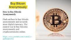 Where can bitcoins be bought? Buy Bitcoins With Credit Card Instantly No Verification How To Buy Bitcoins Anonymously