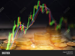 Stock Future Charts Trading Forex Gold Image Photo Free Trial Bigstock
