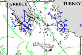 Pilot Charts Mediterranean Greece Bareboat Tips A Week In The Cyclades