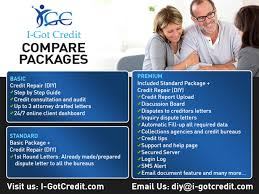 i will provide you with a diy credit repair kit