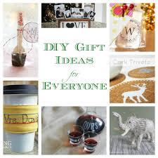 homemade gift ideas diy ideas for everyone