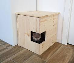 corner cat litter box furniture. Corner Litter Box Cover, Pet House, Cat Cabinet, Furniture Made D
