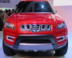 new car launches in january indiaMarutis Sub4m SUV YBA to be launched in India in January next
